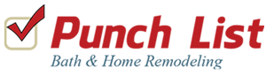 Punch List Bath & Home Remodeling Logo