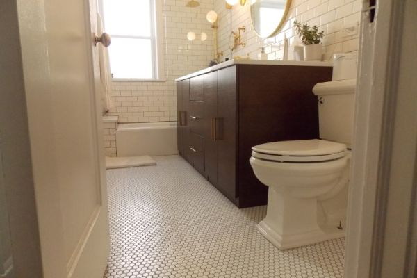 Bathroom Remodel in East Lakeview, IL