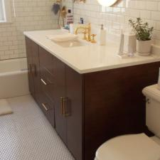 East lakeview bath remodel 4